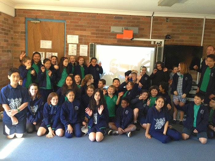 lewisham school kids australia