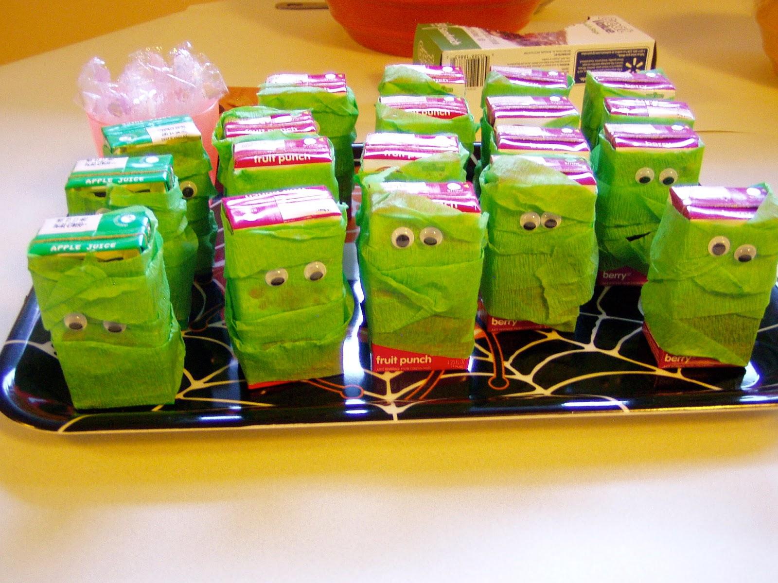 Ms Sara S Preschool Blog Halloween Party