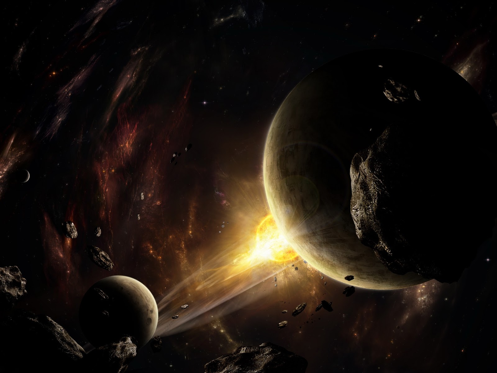 Hd Space Wallpapers 1080p: SPACE WALLPAPERS HD 1080p