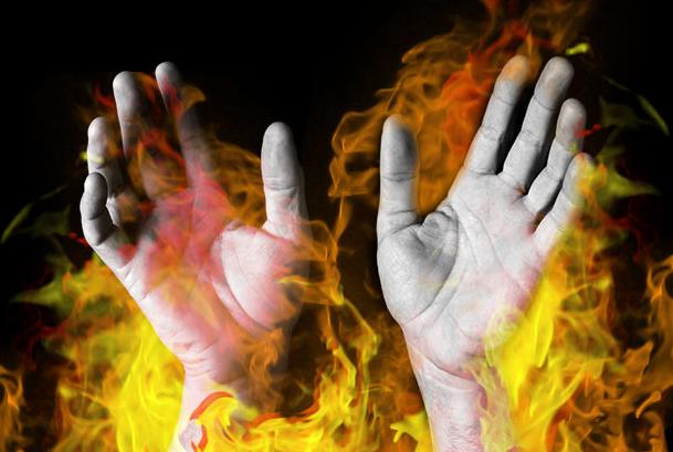 Kenapa Setan Dibakar di Neraka Padahal Dia Terbuat Dari Api?