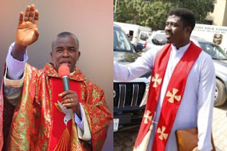 Fr. Obimma: Fifth columnists‎ behind my perceived rift with Fr. Mbaka.