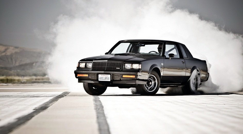 Muscle Car Collection 1987 Buick Grand National Darth