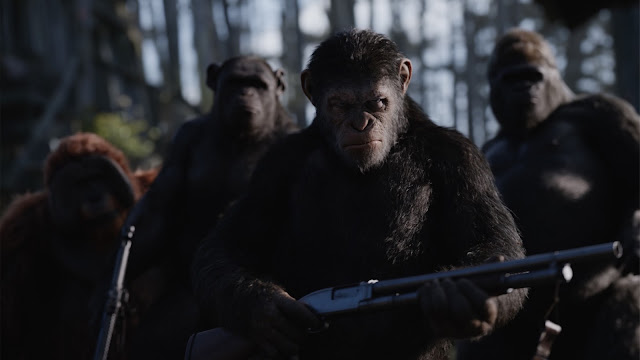 Andy Serkis Matt Reeves | War for the Planet of the Apes