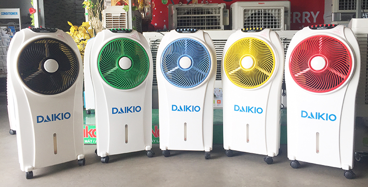 Máy làm mát không khí Daikio Nakami DK-1500A