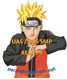 SOAL UAS SMP KURIKULUM 2013 IPA SEMESTER 1
