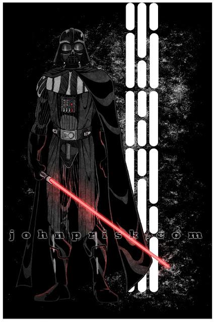 Darth Vader - John Prisk