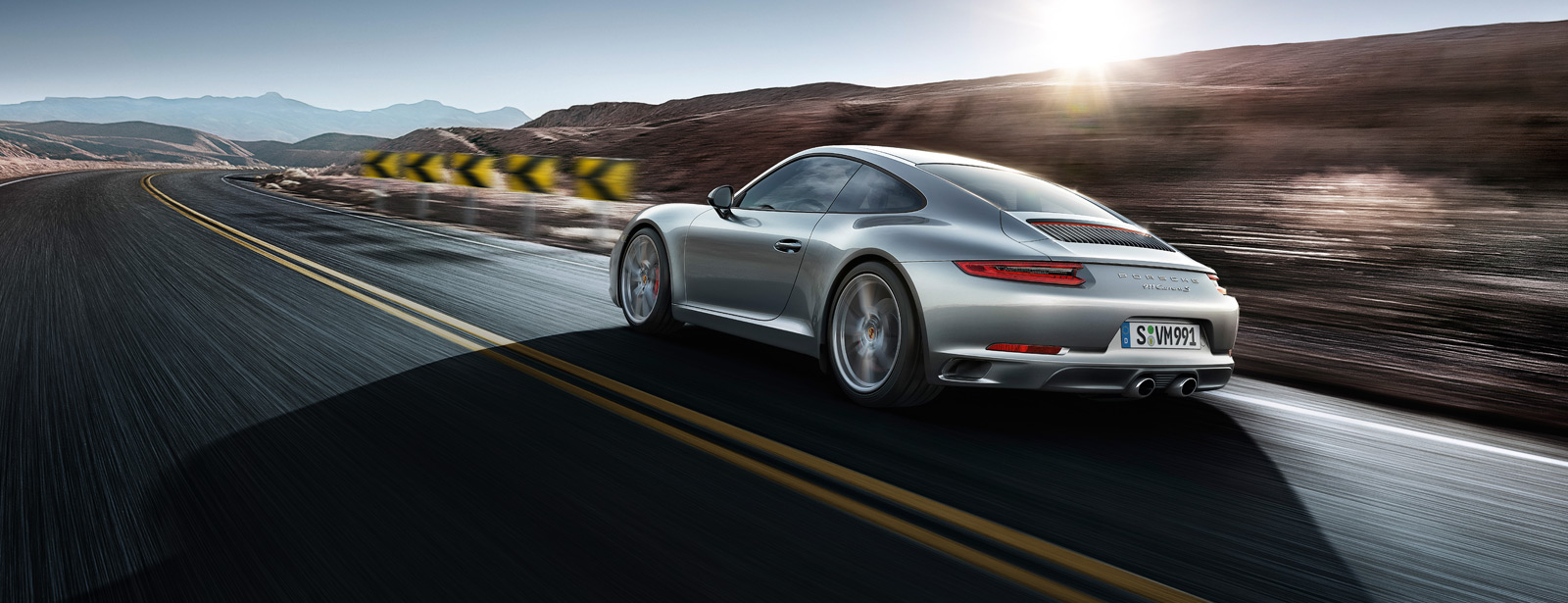 Porsche The new 911 Carrera S