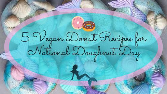 Mermaid Doughnuts
