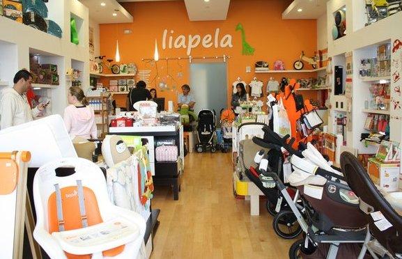 Liapela Modern Baby em Miami e Orlando: Roupas e carrinhos de bebe