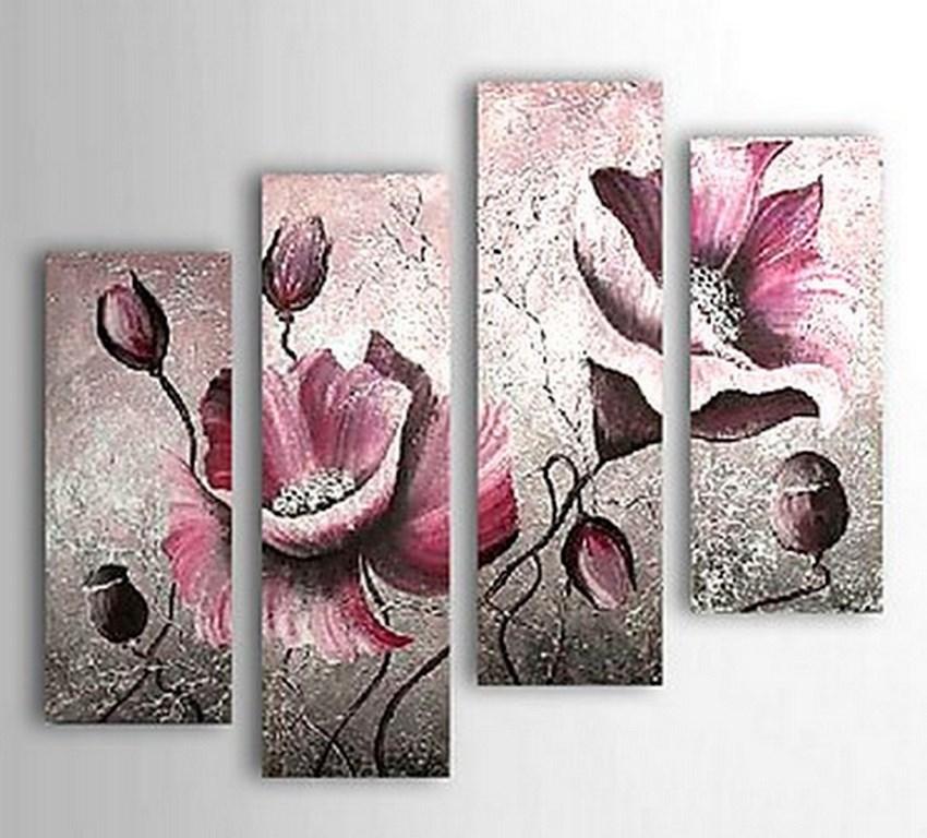 Cuadros modernos pinturas y dibujos cuadros al leo de - Cuadros modernos abstractos para salon ...