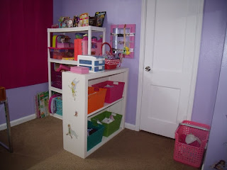 clothes organizing for kids