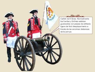 Blandengue (cañón de 6 libras)