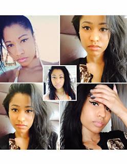 Nicki Minaj Disfruta Postear Fotos En Instagram