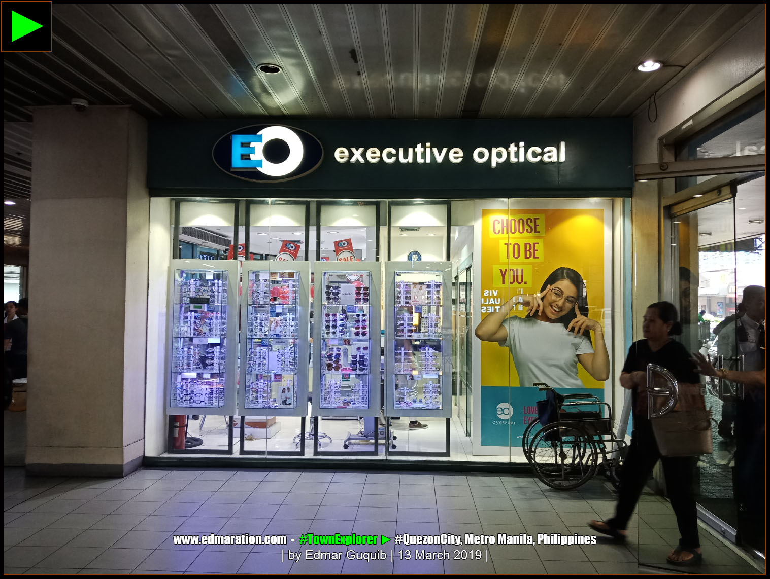 EO EXECUTIVE OPTICAL, CUBAO