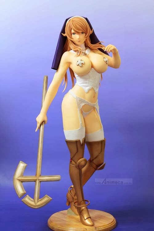 SIGUI 1/2.5 Polyresin FIGURE QUEEN'S BLADE REBELLION A+