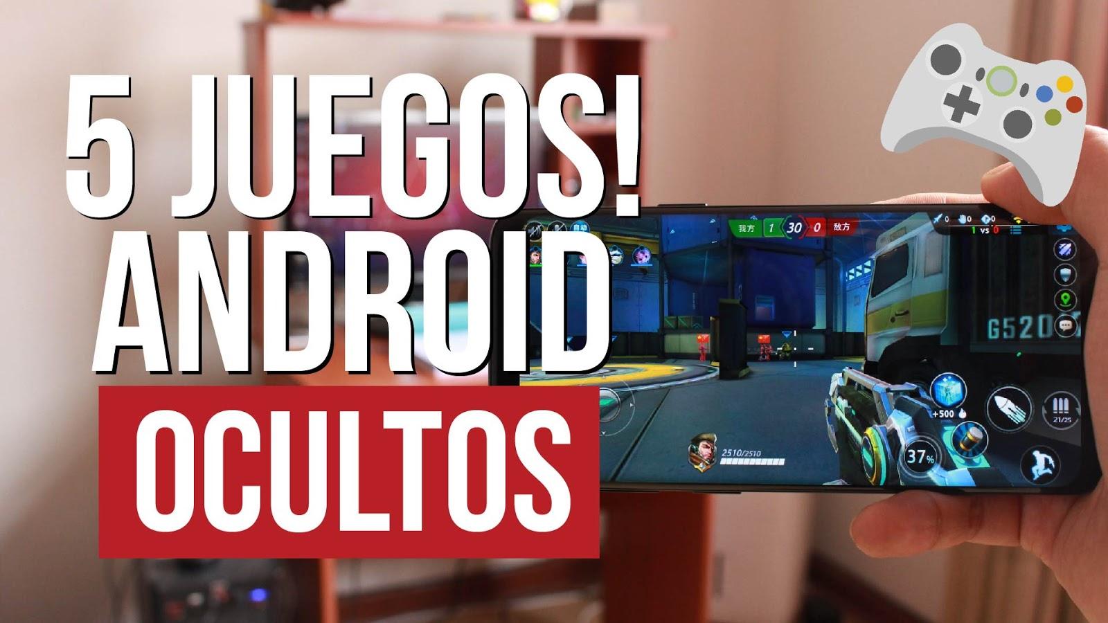 5 Juegos De Lujo Android Gratis Que No Estan En Play Store 2018