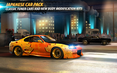 Game Mod Nitro Nation Racing v3.8.2 Terbaru Android