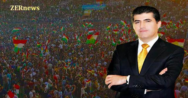 Başbakan Neçirvan Barzani Kürdistan Bölgesi Irak Açıklama