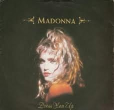 Madonna Dress You Up Lyrics