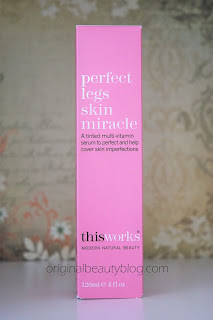 Perfect legs skin miracle - thisworks ®