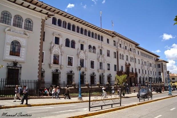 Cusco, Palacio de Justicia