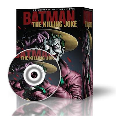 Batman: The Killing Joke HDRip-Mp4-1080p Latino