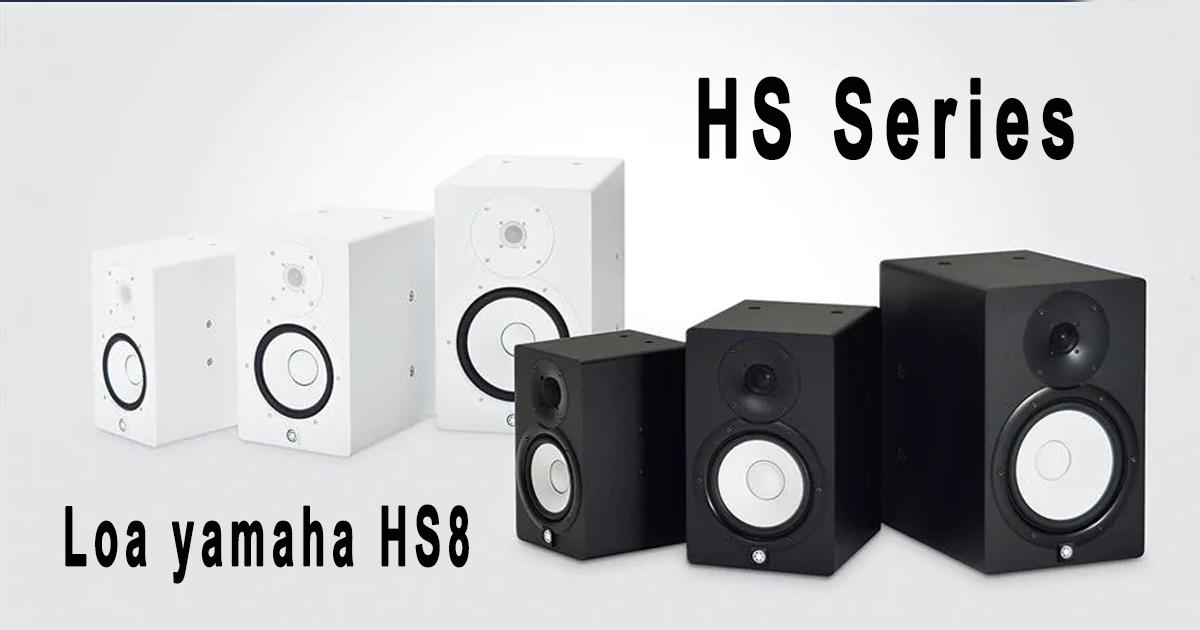Mua Loa Yamaha Hs8, Trả Góp 0% Trong 12 Tháng