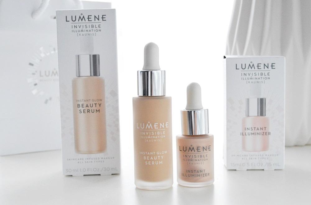 Lumene - beauty serum, Instant Illuminizer rozświetlacz