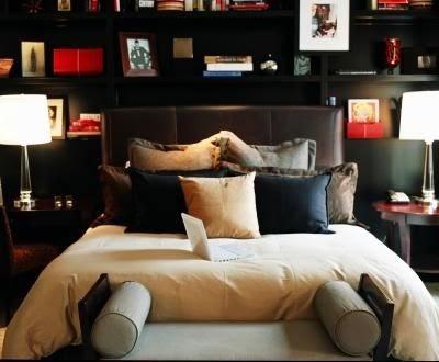 decorar dormitorio masculino
