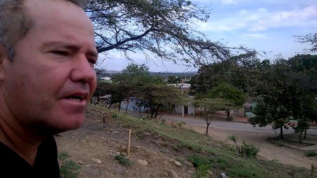Hernando Ferreira sugiere la siembra de árboles frutales en #Ecoparques #Inteligentes #CorpoFrontera #OngCF