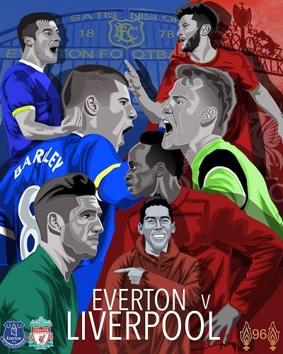 Everton vs Liverpool