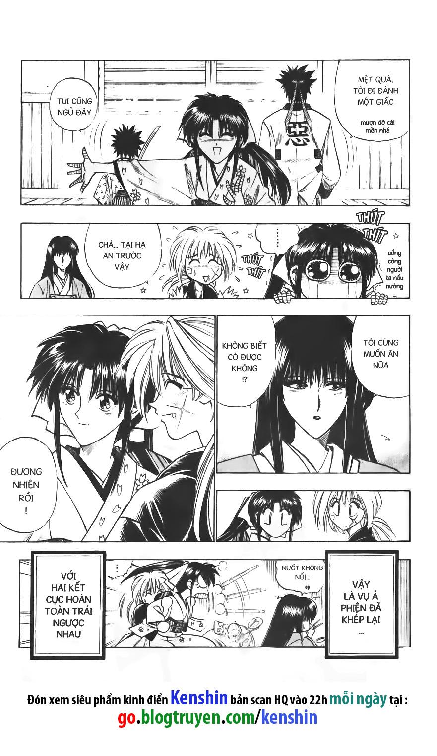 Rurouni Kenshin chap 30 trang 14