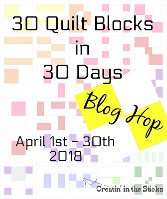 30 Quilt Blocks in 30 Days Blog Hop