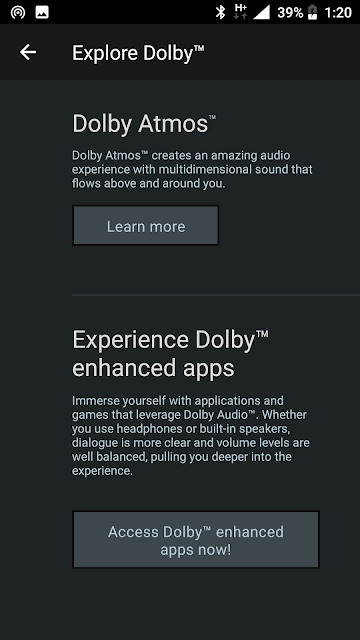 Explore Dolby