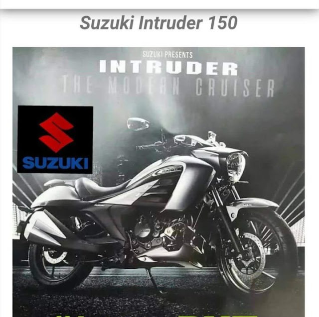 suzuki intruder 150 indonesia