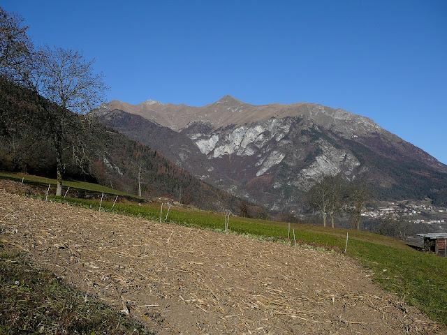 Percorso MTB Bleggio - Comano - Ponte Arche - Trentino