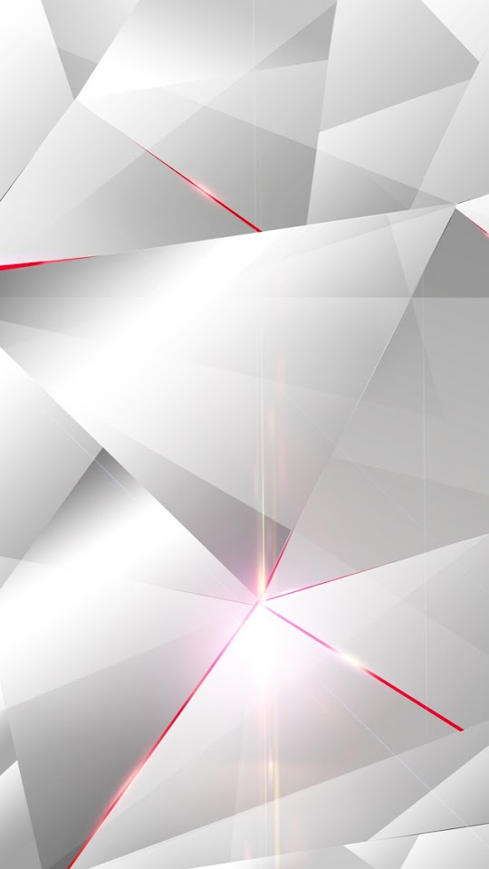 White Diamond Design with Lights  Galaxy Note HD Wallpaper