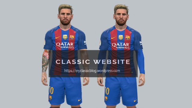 PES 2017 Ugly Tattoopack v1 By Cholel Cesc