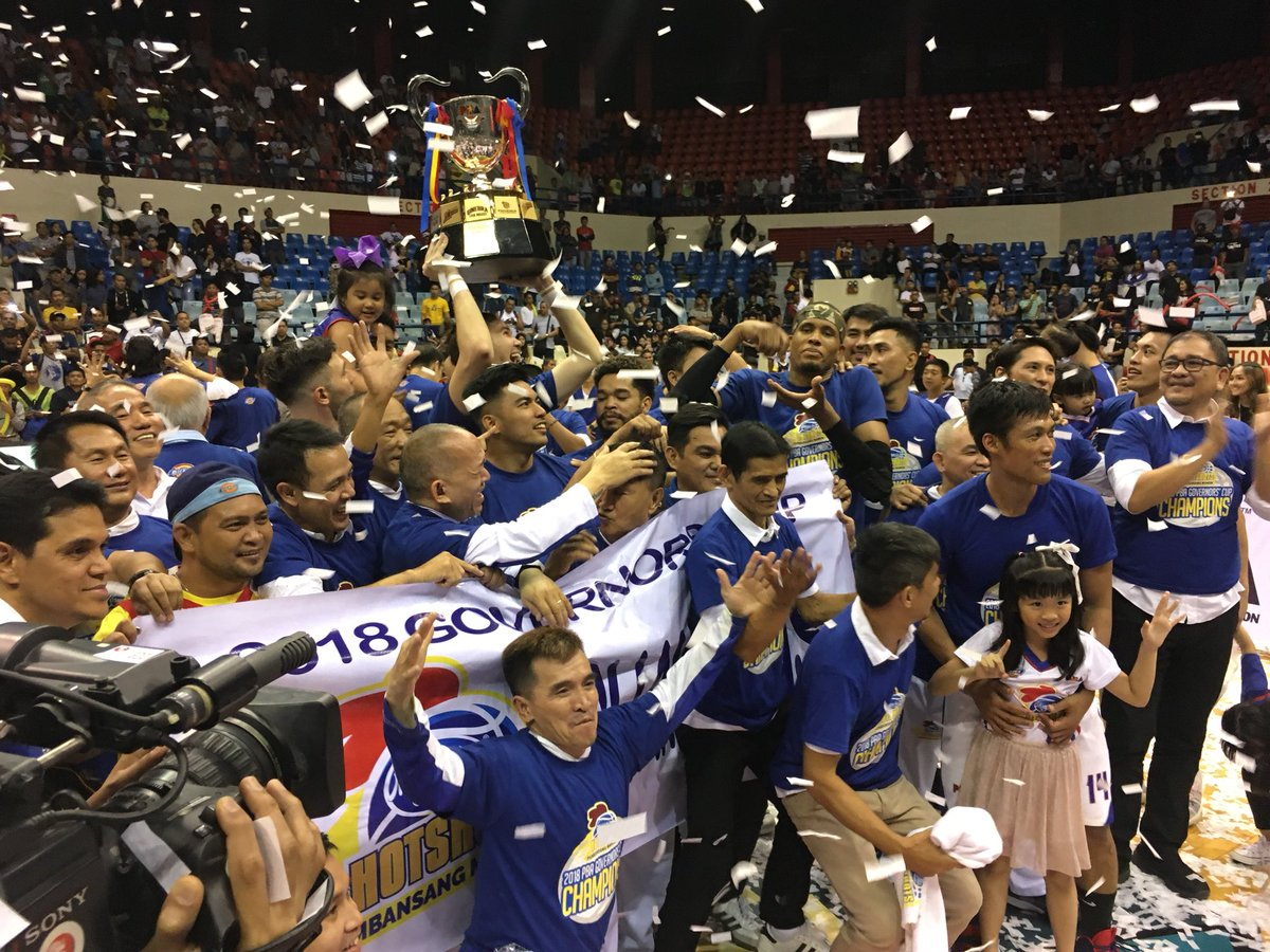 Magnolia is 2018 PBA Governors' Cup Champion