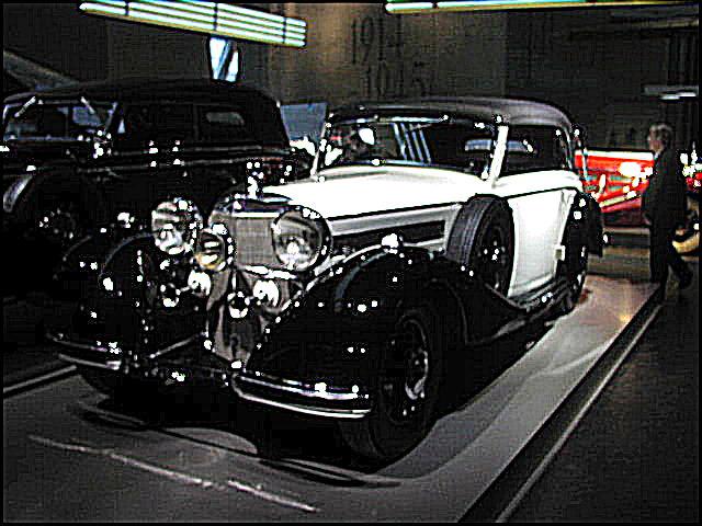 Mercedes Benz Oxnard >> Mercedes-Benz 540K - Blue Goose ~ World's most Expensive ...