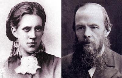 Fédor et Anna se sont mariés le 15 Février, 1867, et sont restés unis jusqu'à la mort de Dostoïevsky quatorze ans plus tard. Bien qu'ils aient rencontrés des difficultés financières et d'énorme tragédies, y compris la mort de deux de leurs enfants, ils sz soutenus obstinément l'un et l'autre avec amour et détermination. Anna a pris sur elle pour soutenir la famille et même éviter les dettes en faisant de son mari le premier auteur auto-édité en Russie.