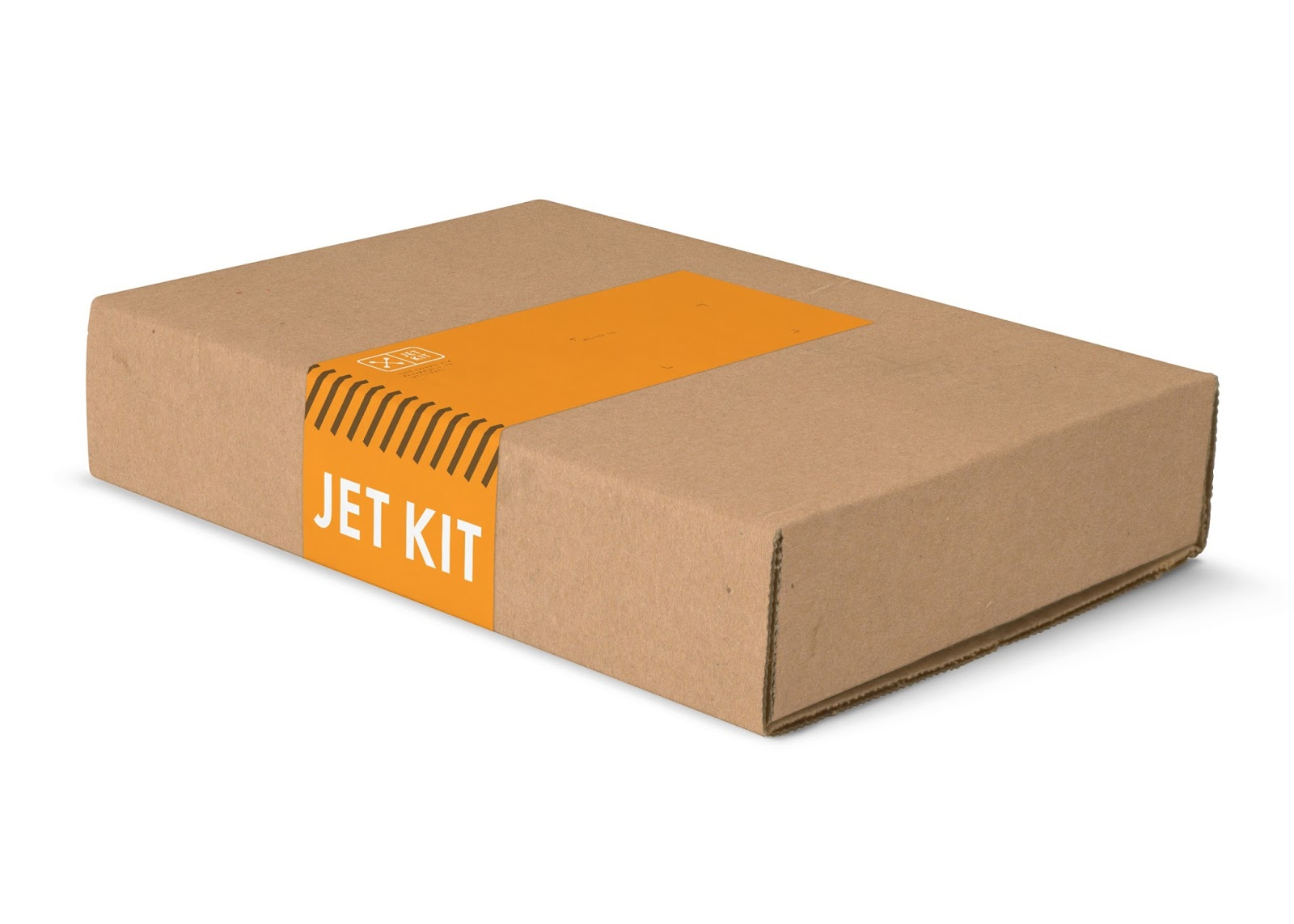 Jet Kit On Packaging Of The World