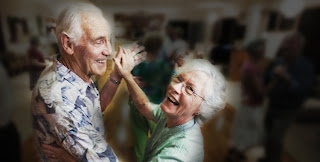 These dance classes helped calm agitation and improved mood and quality of life for people with dementia