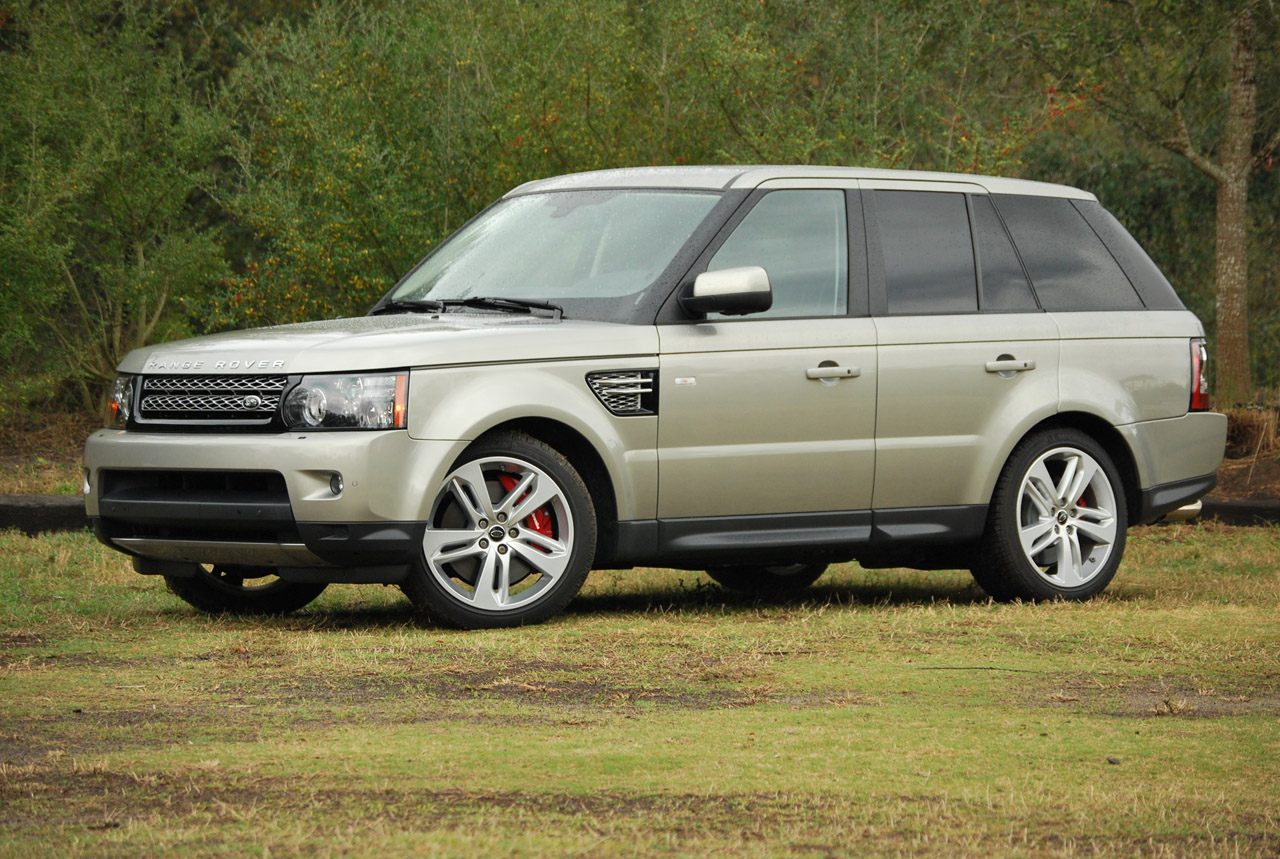world of auto enthusiasts 2013 land rover range rover sport. Black Bedroom Furniture Sets. Home Design Ideas