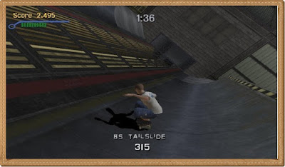 Tony Hawk's Pro Skater 3 PC Games Gameplay