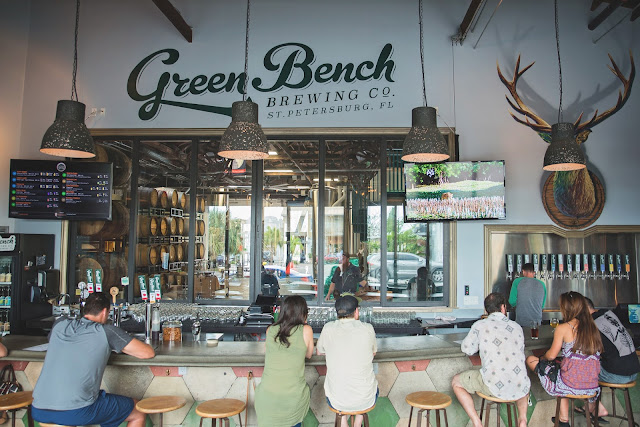 Green Bench Brewing Copany