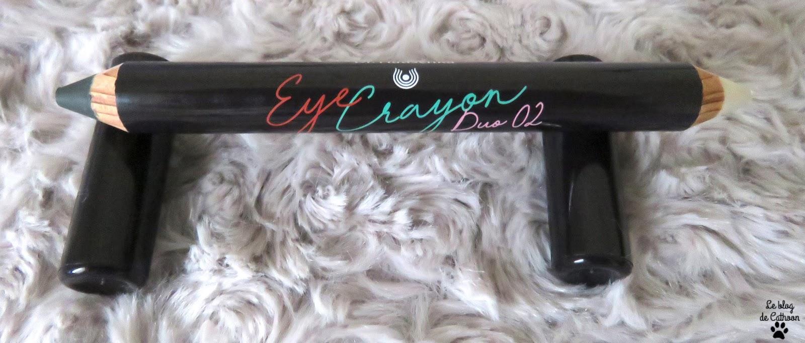 Crayon de Couleur Yeux & Paupières - 01 - 02 - High Spirits - Dr Hauschka