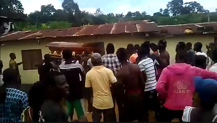 """Corpse Refuses To Be Buried, Takes Villagers To House Of Its Killer"" (Photos, Video)"