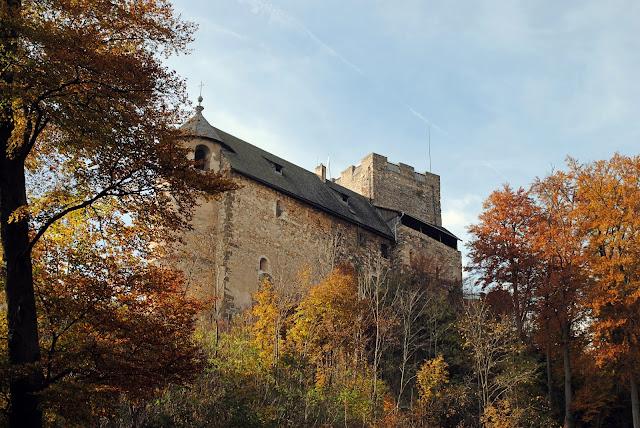 castle ruins Gösting