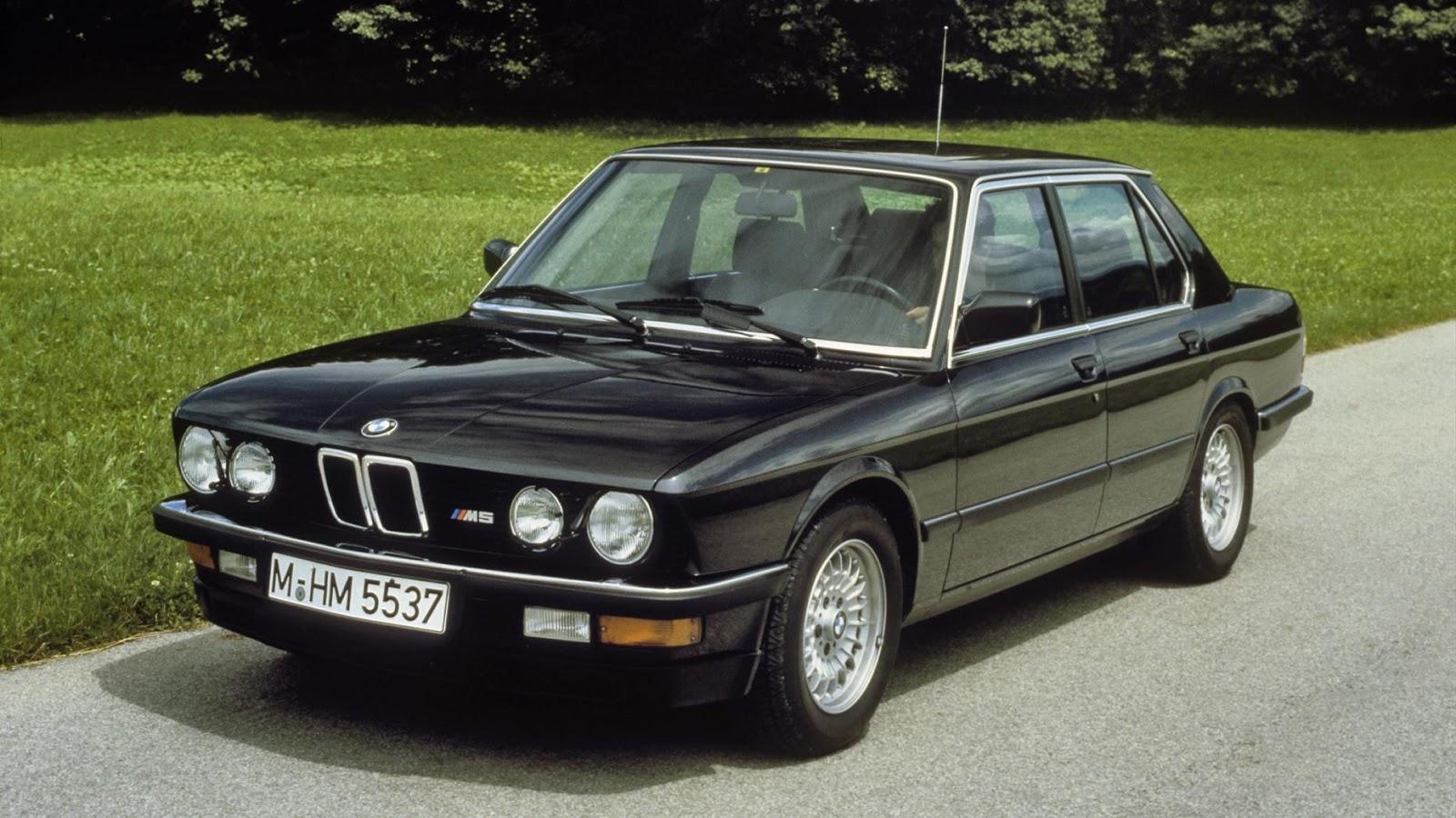 1981- 88 BMW E28
